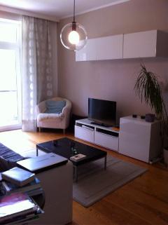 Grosszügige 2-Zimmer-Wohnung, Stadtparknähe, EBK, Vollbad, Balkon